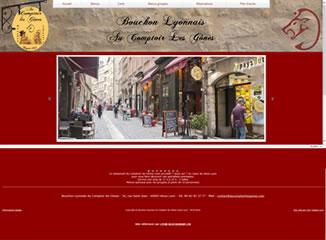 Au Comptoir les Gônes Lyon