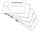 Communiquer avec un site web