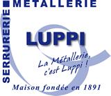 Logo métallerie Luppi