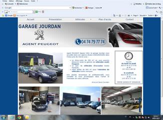 Garage Jourdan Peugeot