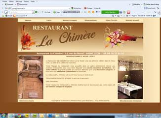 Restaurant La Chimère Vieux Lyon